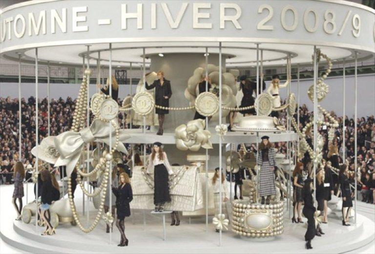 Modekarussell Paris Fashion Week Chanel