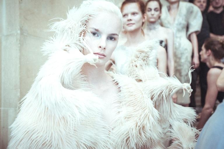Iris van Herpen Haute Couture A/W13