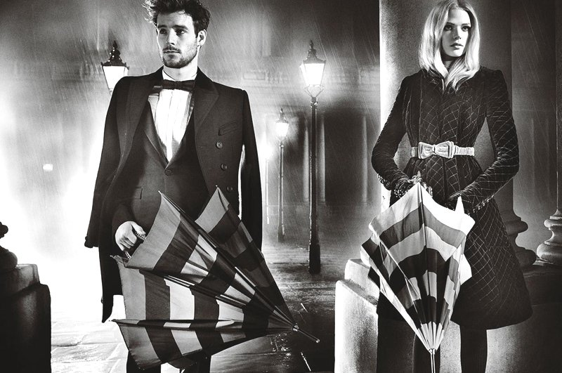 Burberry Post-Chav-Image-Campaign