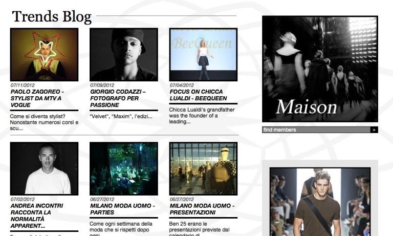 CNMI Homepage Screenshot