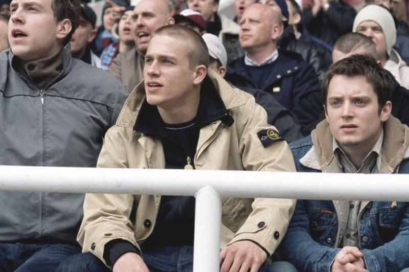 Green Street Hooligans in Stone Island